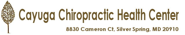 Cayuga Chiropractic Health Center, Silver Spring, MD